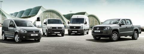 Se estrena la nueva página web de Volkswagen Vehículos Comerciales.